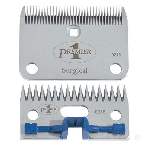 Premier Surgical Clipping Blade Set by Premier 1 Supplies