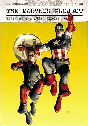 Descarga gratuita de libros de texto en francés.The Marvels Project FB2