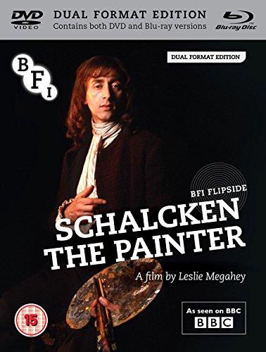 Schalcken the Painter (Blu-Ray & DVD Combo) [ NON-USA FORMAT, Blu-Ray, Reg.B Import - United Kingdom -