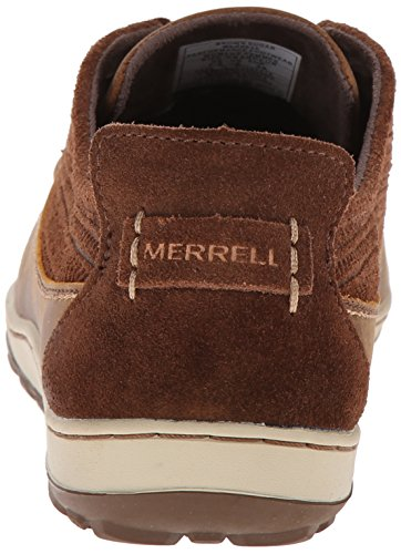 Merrell Ashland lazo del zapato Brown Sugar