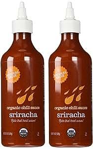 Natural Value Organic Sriracha Chili Sauce