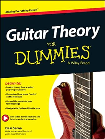 Guitar Theory For Dummies: Book + Online Video & Audio Instruction ...