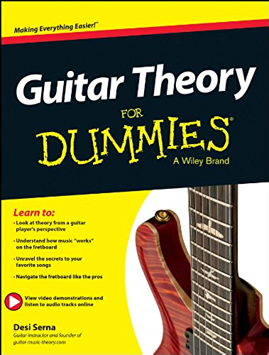 Guitar Theory For Dummies: Book   Online Video & Audio Instruction (English Edition)