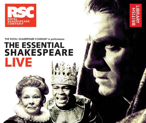 The Essential Shakespeare Live (British Library) (2 CD Set) (Best Of British Roundabouts)