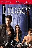 Legacy, Pat Cunningham, 1622411390