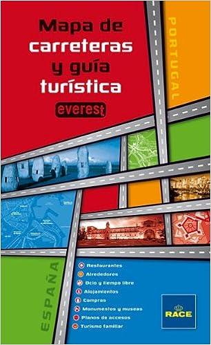 Mapa de carreteras y guía turística Everest Mapas de carreteras: Amazon.es: Cartografía Everest: Libros