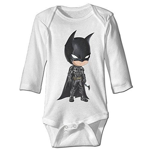 [OULIKE Chibi Batman Arkham Knight By Pellisari D7zomqz Long Sleeve Baby Climbing Clothes Bodysuit] (Batman Arkham Suit)