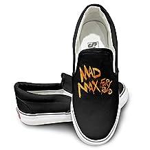TAYC Mad Max Fury Road Cool Sneaker Canvas Flat Black