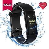 Fitness Tracker,Blood Pressure Heart Rate Monitor READ G16 IP67 Waterproof Smart watch Health