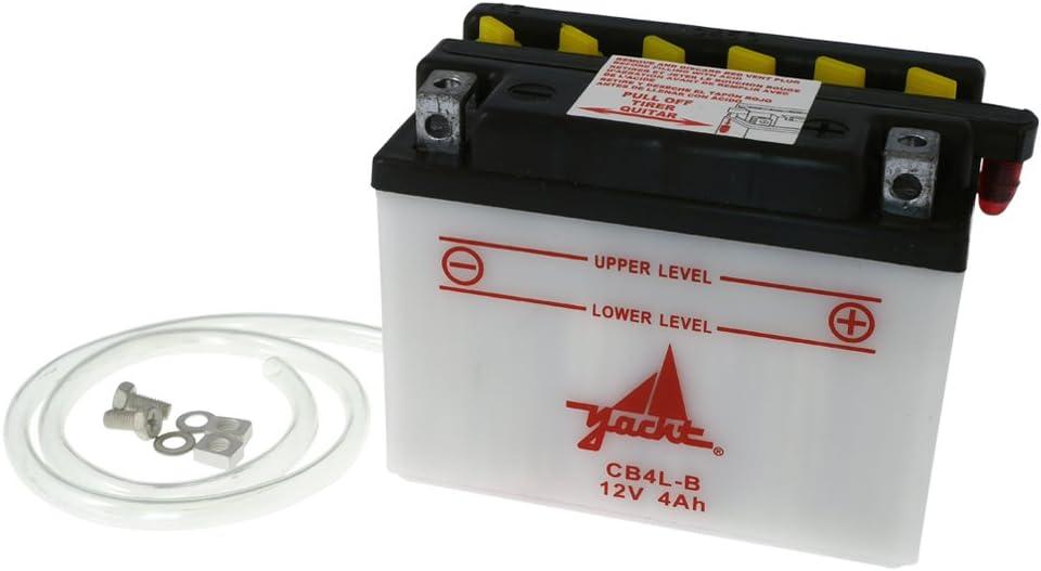 Batterie Cb4l B Yb4l B 12 Volt Inkl 7 50 Eur Batteriepfand Auto