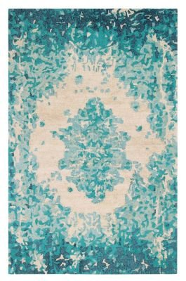 Company C Looking Glass Synthetic Accent Rug 3' x 5' Area, 0