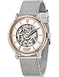 Maserati epoca R8823118001 Mens automatic-self-wind watch