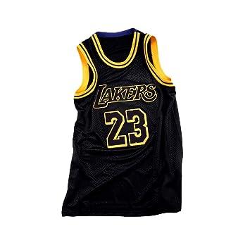 BEOOK Ropa Deportiva De Baloncesto De Verano James 23 Lakers City ...