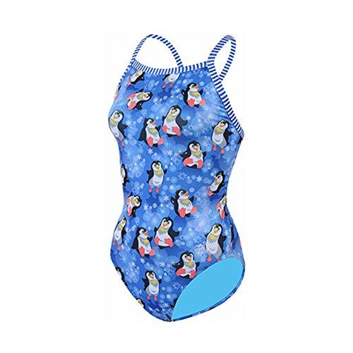 Dolfin Uglies Happy Feet V-2 Back Swimsuit (30)