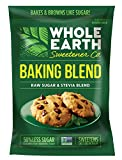 WHOLE EARTH SWEETENER CO. Baking Blend, Raw Sugar & Stevia Blend,...
