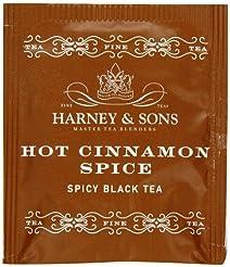 Harney & Sons Hot Cinnamon Spice Tea, 50...