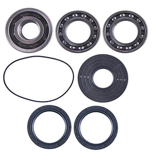 East Lake Axle front differential bearing & seal kit compatible with Ranger XP/RZR S/RZR XP 900/1000 2017 2018 -