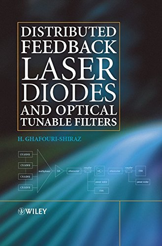 [(Distributed Feedback Laser Diodes and Optical Tunable Filters)] [By (author) Hooshang Ghafouri-Shiraz] published on (November, 2003)