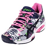 Asics Gel Solution Speed 3 NYC Limited Edition Womens Tennis Shoe (7)
