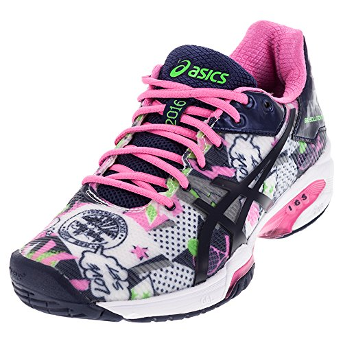 Asics Gel Solution Speed 3 NYC Limited Edition Womens Tennis Shoe (7.5) by ASICS