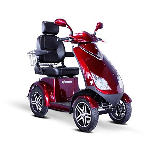 eWheels 3497 109430 4 Wheel Senior Scooter