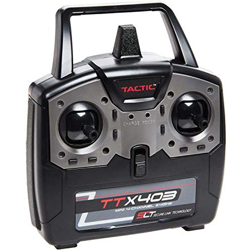 Tactic TTX403 2.4GHz 4-Channel SLT RC Mini Radio Transmitter (TX Only) ()