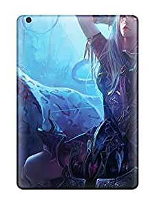 VDZ10047Yjus Cases Skin Protector For Ipad Air Night Elf Hunter With Nice Appearance