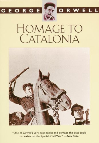 Homage to Catalonia (Library Edition)