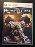 Armored Core For Answer Microsoft Xbox 360