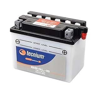 TECNIUM - Batería BB4L-B fresh pack (Sustituye 5978)