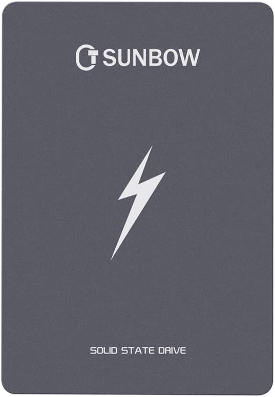 TC SUNBOW 480GB SSD 2.5 Inch SATAIII 6GB/s Internal Solid State Hard Drive for Notebook Tablet Desktop PC Back to School for College Students School Supply School Suppies