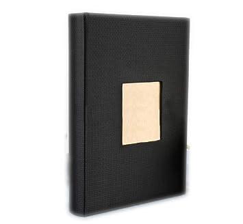 Yshca Album Photo Livre Pu Couverture En Cuir Livre Relie