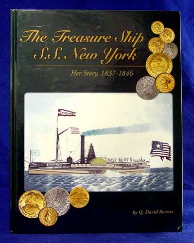 SS New York coins
