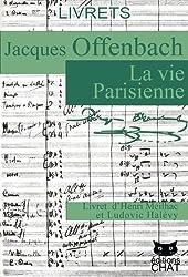 La Vie Parisienne, livret illustré