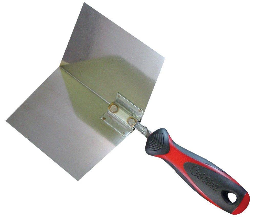 Goldblatt G05522 Corner Tool, Inside with Pro-Grip Handle