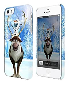 Frozen Disney Olaf For SamSung Galaxy S3 Case Cover Hard