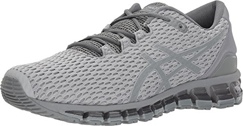 ASICS T839N Men's Gel-Quantum 360 Shift MX Running Shoe, Mid Grey/Stone Grey/Stone Grey - 8