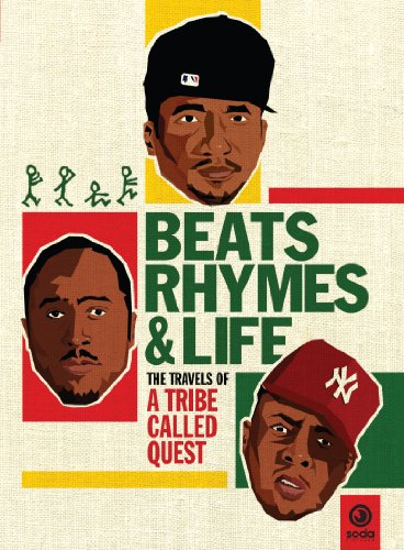 Beats Rhymes and Life - The Travels of a Tribe Called Quest [Region 2]