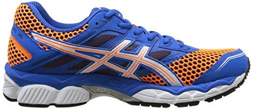 Asics Gel-Cumulus 15, Men's Running Shoes Neon Orange/White/Royal
