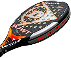 Dunlop Pala de Pádel Blast JM LTD Orange: Amazon.es: Deportes y ...
