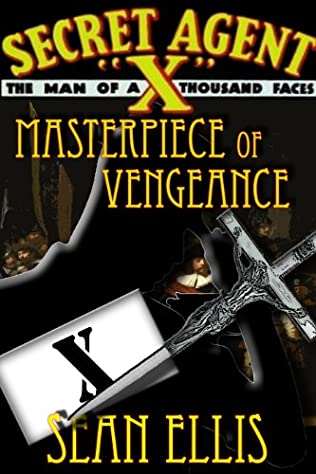 book cover of Masterpiece of Vengeance