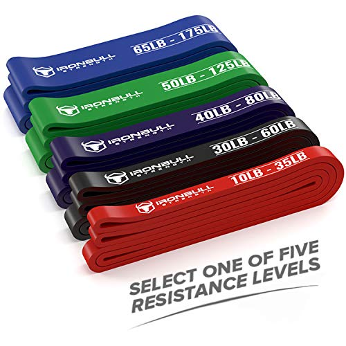 Pull Up Assist Band, Premium Stretch Resistance Band - Mobil