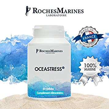 oceastress® - 60 Cápsulas - obtenu a partir de algas ...