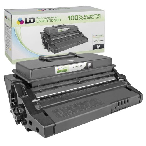 Ml 2150 Laser Toner - LD © Remanufactured Replacement ML-2150D8 Black Laser Toner Cartridge for use in Samsung ML-2150, ML-2151 & ML-2152 Printers