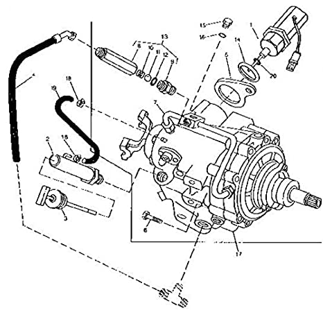 John Deere 2440 Engine