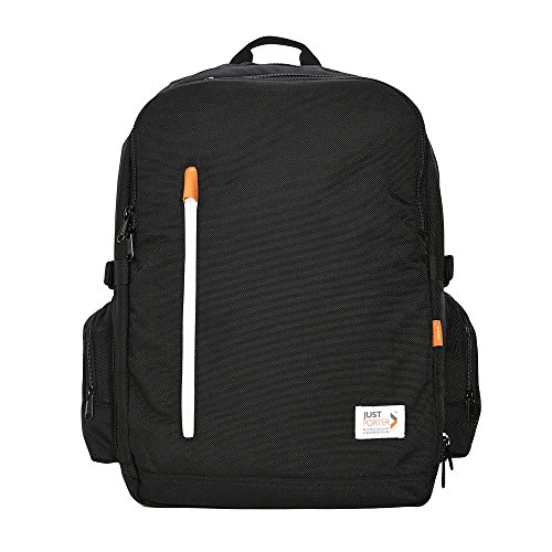 """Used, Just Porter Professional Work Backpack - Black 