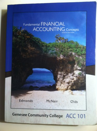 Fund Financial Acc Text Custom (ACC 101)