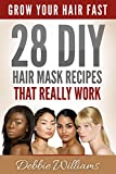 Diy Hair Mask Grow Your Hair Fast: 28 DIY Hair Mask Recipes That Really Work (Grow Hair Faster)