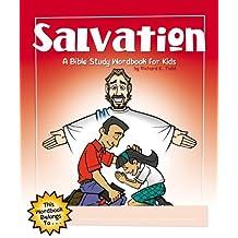 Salvation: A Bible Study Wordbook for Kids (Children's Wordbooks)