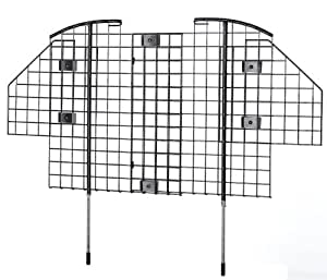 MidWest Wire Mesh Car Barriers